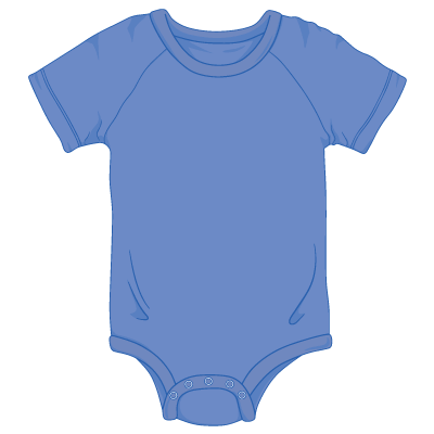 ABU Colored DiaperSuit